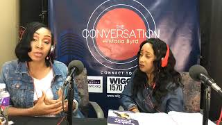 Special Guest Mintoria Webb PT 3/3 - The Conversation with Maria Byrd