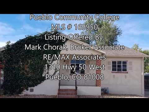 Charming Home Near Pueblo Community College!