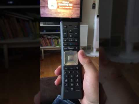 Shaw BlueSky Remote Skip Reset