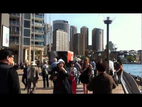 "Sexually Frank Video Blog - ""Sydney Underground Film Festival"""