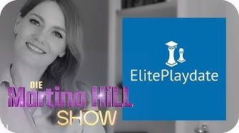 Partnersuche - Elite Playdate | Die Martina Hill Show | SAT.1
