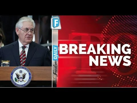BREAKING! STATE DEPARTMENT JUST ISSUED SEVERE WORLDWIDE WARNING FOR US CITIZENS EFFECTIVE IMMEDIATE