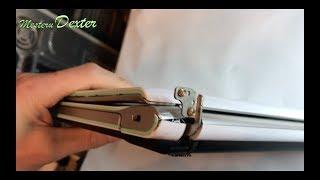 Reparatie carcasa laptop - probleme cu balamalele