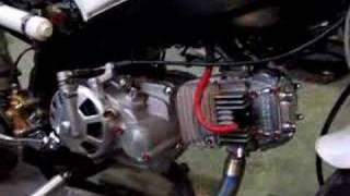 new takegawa 138r 4sm 5 speed dry clutch