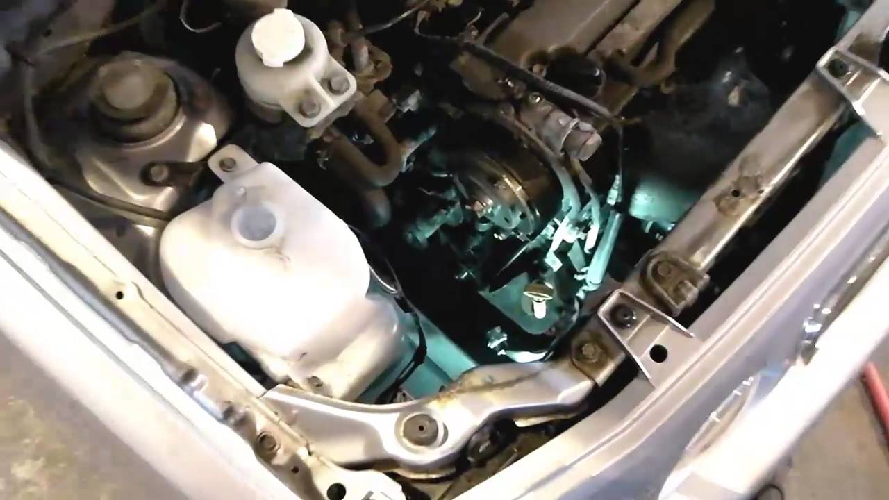Daihatsu Timing Belt : Perodua kenari timing belt replacement daihatsu move