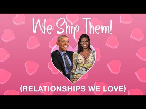 WE SHIP THEM:Michelle and Barack Obama