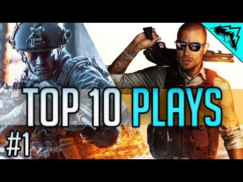 Battlefield 4 Top Plays & Hardline Top Plays - Top 10 EPIC Bonus Kills #1