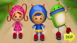 Team Umizoomi GamePlay HD ♥ Mighty Math Missions
