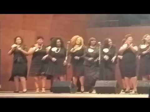 """Chicago Gospel Festival 2015-Mark Hubbard """"Won't Turn Back"""""""