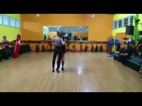 KIZOMBA Latin' Events 2018 - New Caledonia - Steph & Diégo