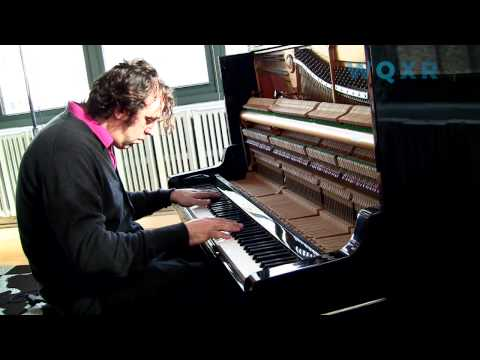 Chilly Gonzales plays