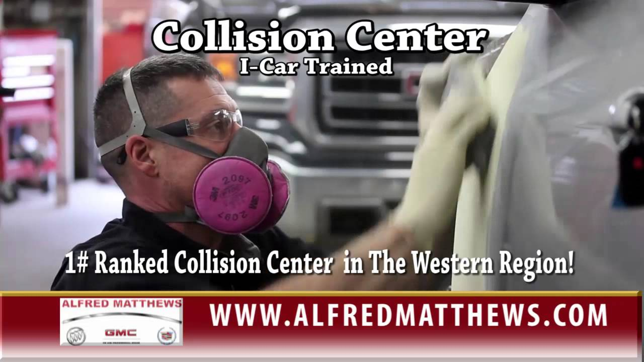 Manuel Collision Center >> Body Shop In Modesto Ca Alfred Matthews Collision Center