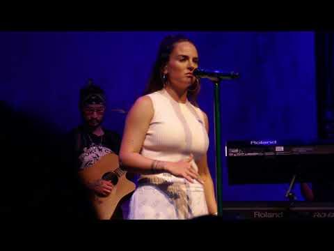 JoJo - Rock The Boat (Aaliyah & Leah Labelle dedication) - LIVE @ Anaheim House of Blues - 5/29/18