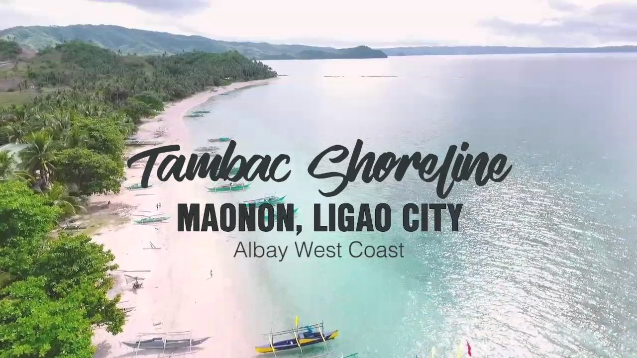 Tambac Shoreline: The newest summer destination in Albay West Coast