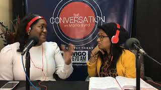 - Special Guest Minister Demieta Keener - The Conversation with Maria Byrd