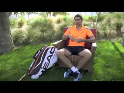 HEAD TOUR TV: Marin Cilic Player Profile 2014