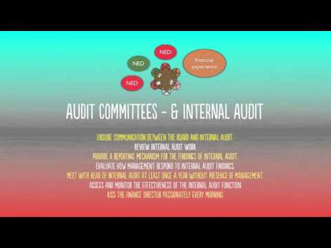 Audit Committee #ACCA F8