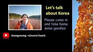LS# !0 LET'S TALK ABOUT KOREA- HOW MUCH IS IT?