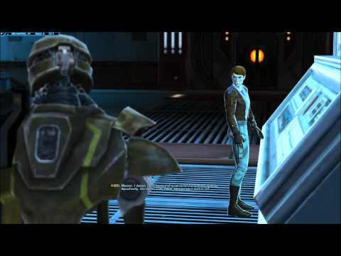 SWTOR Funny moments