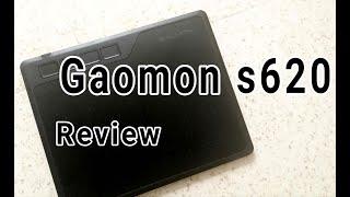 REVIEW - GAOMON Tablette Graphique S620 (+INFO)
