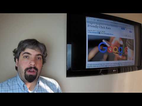 Google Search Update, Mobile First Index, Search Console Changes & More