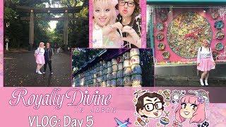 Video Japan VLOG Day: 5 - Harajuku, Meiji Shrine, & Mocha Cat Cafe download MP3, 3GP, MP4, WEBM, AVI, FLV Juli 2018