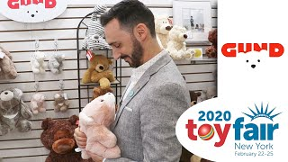Guide to Gund 2020 Products Toy Fair 2020