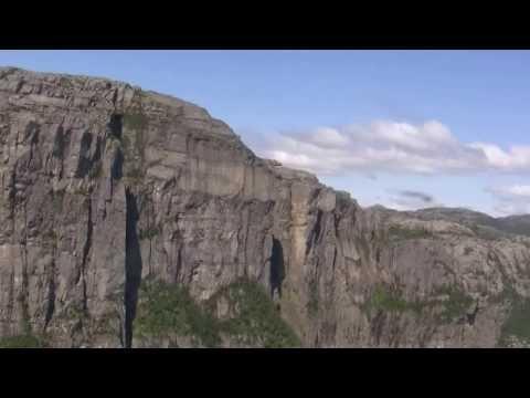 Pulpit Rock (Preikestolen) Helicopter Tour - Norway