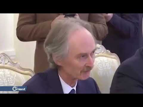 -غير بيدرسن- يلتقي وفد هيئة التنسيق في دمشق - سوريا  - نشر قبل 20 ساعة