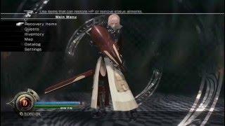 Lightning Returns Final Fantasy XIII - PC Gameplay