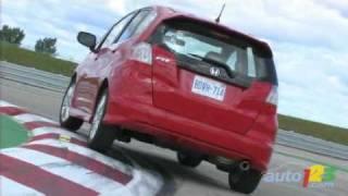 Video 2009 Honda Fit Review by Auto123.com download MP3, 3GP, MP4, WEBM, AVI, FLV Oktober 2018
