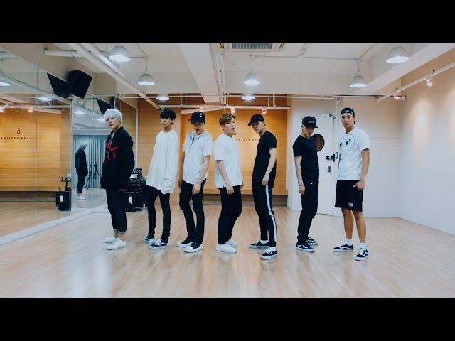 [Dance Practice] 몬스타엑스 (MONSTA X) - 걸어 (ALL IN) (연습실 ver.)