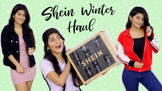 Shein Haul Worth ₹20,000 + Coupon Code | Dhwani Bhatt