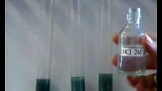 Получение и свойства амфотерного гидроксида