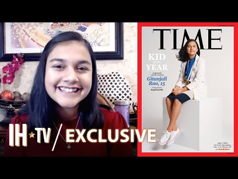 Gitanjali Rao Is TIME's Kid of the Year