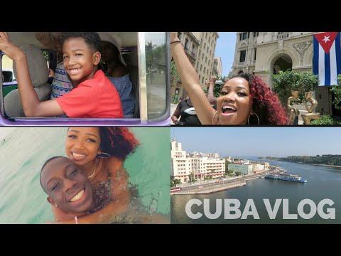 CUBA TRAVEL VLOG W/ dymondheartsbeauty