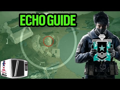 Let's Talk About Echo - Rainbow Six Siege