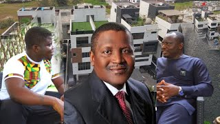The Nigerian Billionaire Building Luxury Mansions For Billionaires In Nigeria!