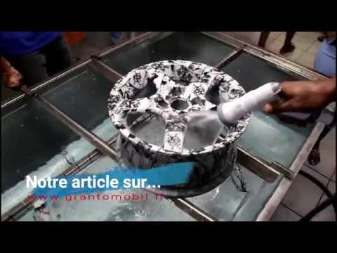 Présentatien Société EauJet Hydrographie Aérographie Grantomobil.fr Martinique 2018