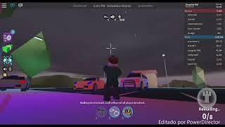 Lil pump llega a roblox jailbreak D Rose