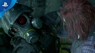 Resident Evil 2 - The Ghost Survivors Launch Trailer | PS4