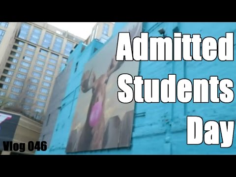 Columbia College Chicago Admitted Students Day