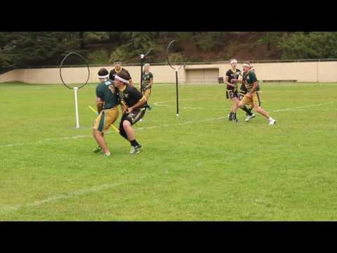 Major League Quidditch: San Francisco Argonauts vs. Salt Lake City Hive Highlights
