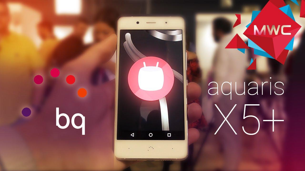 BQ Aquaris X5 Plus, análisis en español