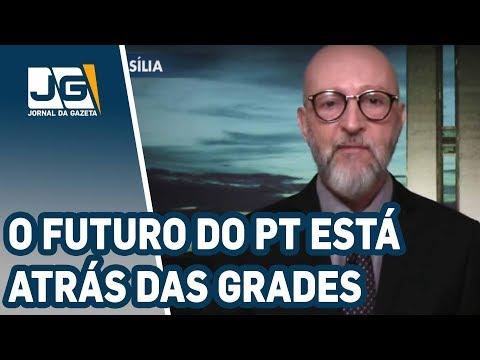 Josias de Souza / O futuro do PT está atrás das grades