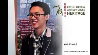 Yan Zhang Audio Interview