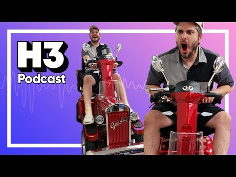 our-$3500-scooter-has-arrived-&-pizza-taste-test-catastrophe---h3-podcast-#142