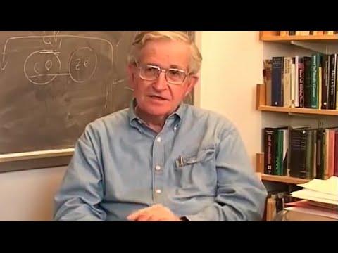 Noam Chomsky - Hypocrisy