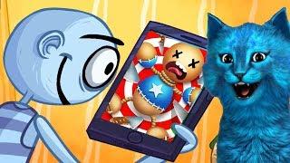 СМЕШНОЕ ВИДЕО ТРОЛЛФЕЙС С ПЕРСОНАЖАМИ ВИДЕОИГР / Troll Face Quest Video Games 2