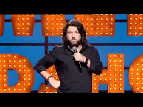Irish Comedian Keith Farnan on Michael McIntyres Comedy Roadshow
